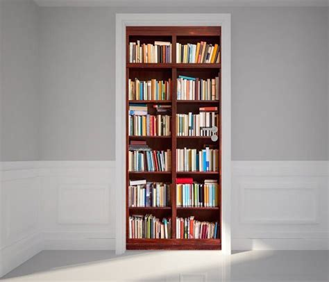 door wall sticker bookshelf review 187 the gadget flow