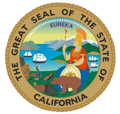 Seal Sticker Made state seal of california sticker usa made r7 choose size from dropdown ebay