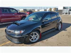 2009 Subaru Impreza Wrx Hatchback 2009 Subaru Impreza Wrx Sti Hatchback