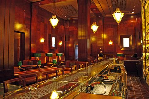 redwood room clift hotel hotels on