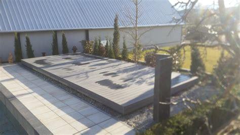 holzgel nder f r terrasse holzplatten f 252 r terrasse bodenbel ge f r die terrasse und