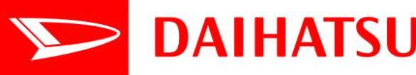 Daihatsu Logo Image Daihatsu Logo Png Autopedia The Free Automobile