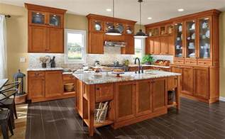 how to beautify a kitchen with maple kitchen cabinets