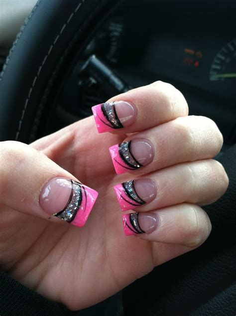 Thanks again yvonne for an amazing job happy birthday nails for me