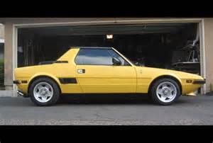 Fiat X1 Fiat X1 9 Retro Rides