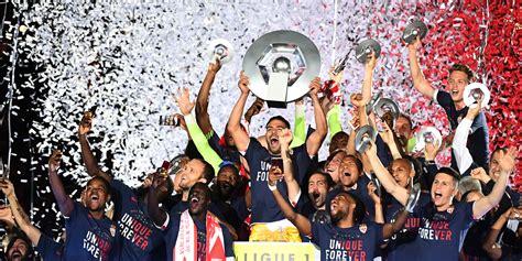 ligue 1 le calendrier de la saison 2017 2018 d 233 voil 233