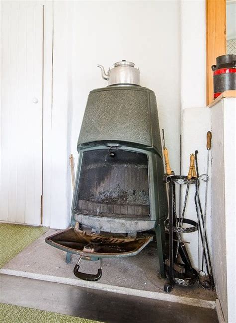 classic green jotul wood stove open classic  modern