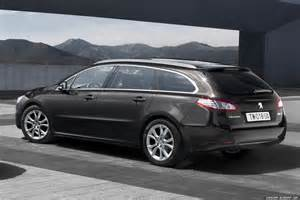 Peugeot 508 Wagon New Peugeot 508 Pictures And Details Autotribute