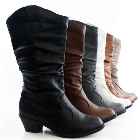 dressy cowboy boots womens cowboy boots casual western shoes slouch