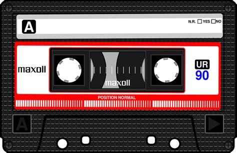 cassetta musica kostenlose vektorgrafik kompakte kassette musicassette