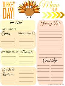 thanksgiving menu template free 6 best images of free printable thanksgiving menu