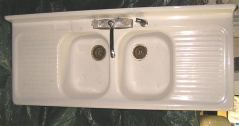 old kitchen sinks antique drainboard images frompo 1