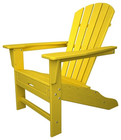 Recycled Plastic Lawn Chairs by South Ultimate Adirondack With Pullout Ottoman