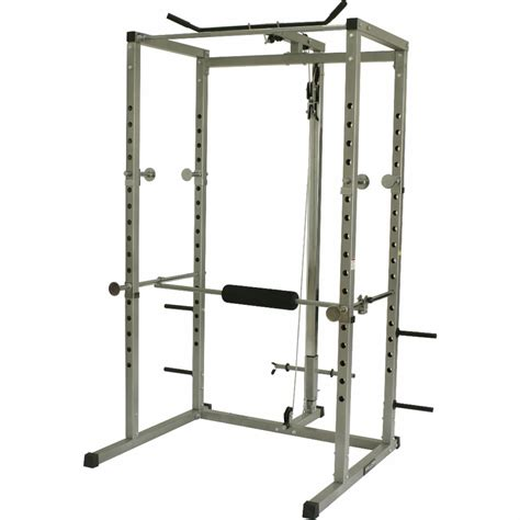 Valor Squat Rack by Valor Fitness Bd 7 Power Rack W Lat Machine