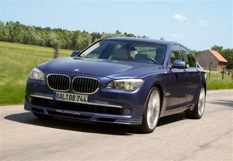 2010 bmw alpina b7 price 2011 bmw alpina b7 comes in two spicy pricy flavors