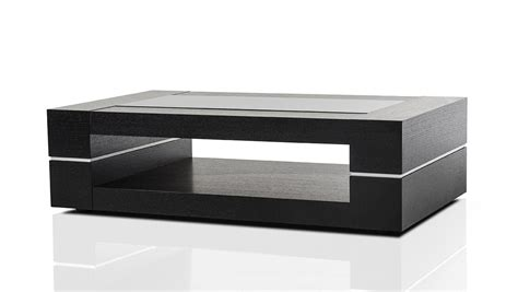 Luxury Interior Design Home by Modern Black Oak Rectangular Coffee Table Baltimore Maryland Vig B682a