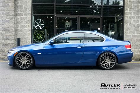 rotiform bmw bmw 3 series with 19in rotiform blq wheels exclusively