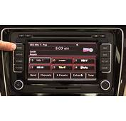 2014 Volkswagen RNS 510 Infotainment Review  YouTube