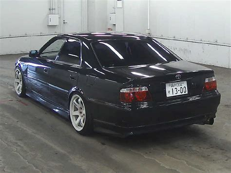 Toyota Chaser Jzx100 Car Of The Day 14 04 2013 Jzx100 Toyota Chaser