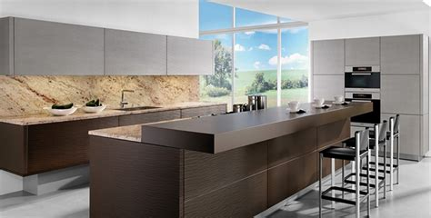 European Kitchens Designs by Allmilmo Modern European Kitchen Cabinets
