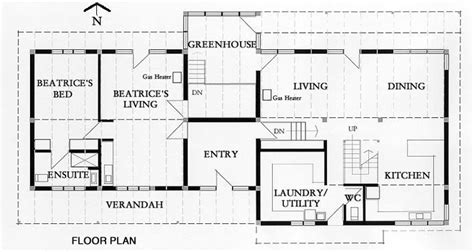 House Design Design Brief Of A House Plan