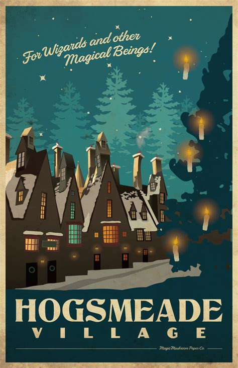 Home Decor Germany by Geek Art Gallery Posters Harry Potter Travel Posters