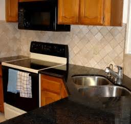easy backsplash for kitchen cheap and easy backsplash ideas home design ideas