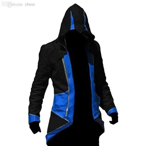 Anime Jackets by Fall Assassins Creed 3 Iii Kenway Hoodie Jacket
