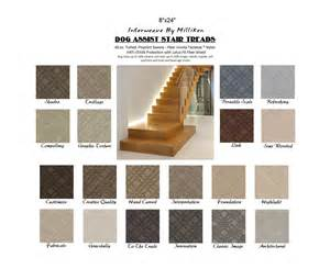 Rug To Carpet Pad Interweave Dog Assist Carpet Stair Treads