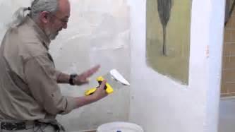 pr 233 paration des murs rebouchage lissage tuto brico