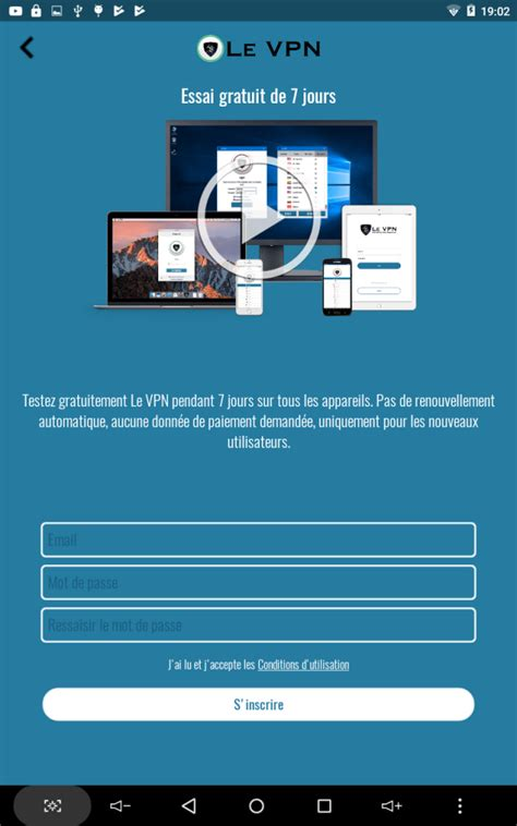 porte vpn le vpn lance une nouvelle application vpn pour android