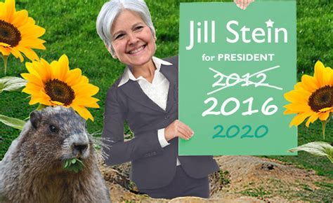 groundhog day debbie 10 terrifying reasons to not vote for lunatic stein