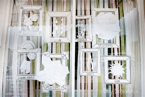 Wedding Window by Lillie S Flower Journal