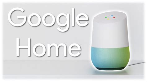 cool home products google home cool new product by google youtube
