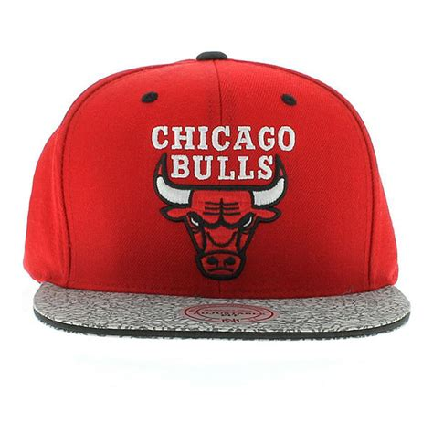 chicago bulls colors chicago bulls the print snapback team colors by