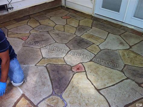 Deco Flooring Bellville by Sted Concrete Patio Irving Tx 6 Esr Decorative