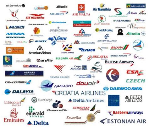 airline logos   world  names google search