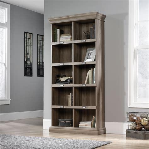 sauder barrister bookcase barrister bookcase 414108 sauder