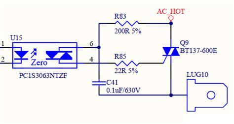 triac gate resistor keeps getting burned electrical engineering stack exchange