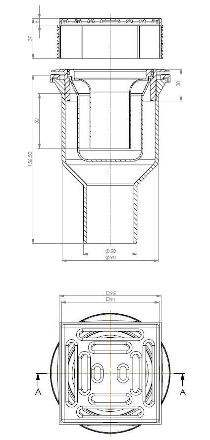 duschelement mit punktablauf duschelement mit punktablauf 90x90 cm saxoboard net