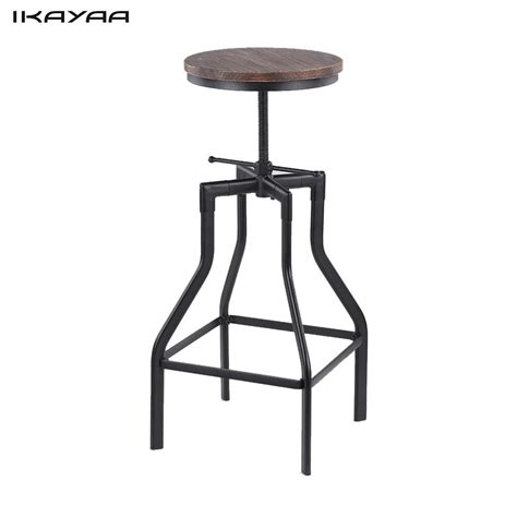 Cheap Metal Stools by Get Cheap Metal Wood Bar Stools Aliexpress