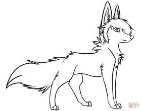 wolf coloring pages stylish wolf coloring page free printable coloring pages