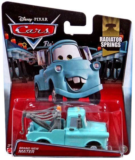 Mattel Disney Cars Race Team Mater Brand New disney pixar cars radiator springs brand new mater 155 diecast car 1019 mattel toys toywiz
