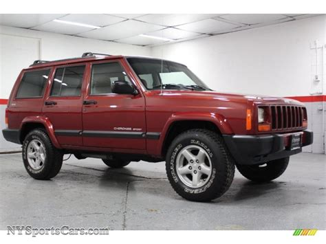 how petrol cars work 1999 jeep cherokee transmission control 1999 jeep cherokee sport 4x4 in chili pepper red pearl 668466 nysportscars com cars for