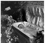 Funeral Infant In Casket 1926  Mourning Arts &amp Post