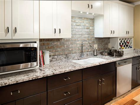 what colour countertops on white kitchen cabinets pip granite countertop prices hgtv