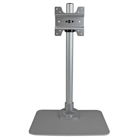 adjustable desktop monitor stand startech