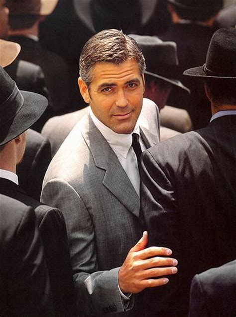 Even Out Of Focus George Clooney Is by 49409 Best Masculine Images On