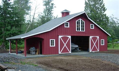 small horse barn plans  stall horse barn plans shed