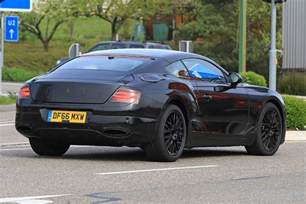 Bentley Continental Gtr Next Bentley Continental Gt Spyshots Less Camo